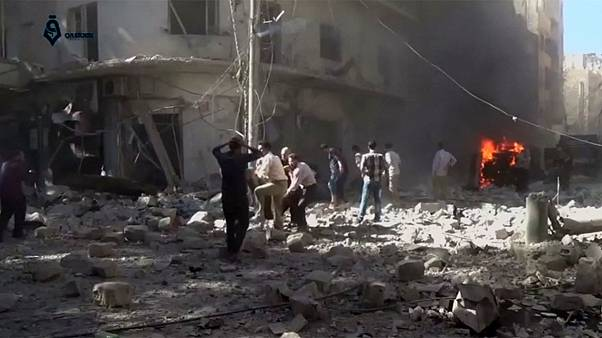 """Hôpitaux bombardés à Alep : l'ONU dénonce des """"crimes de guerre"""""""