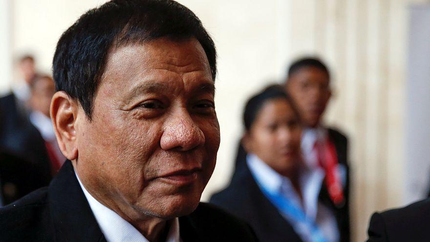 """Duterte'den ABD'ye: """"Bu bizim son askeri tatbikatımız"""""""