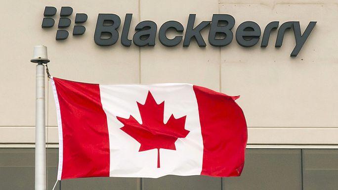 Blackberry отказывается от производства смартфонов