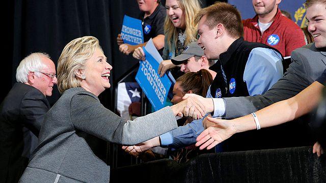 US-Wahlkampf nimmt weiter Fahrt auf