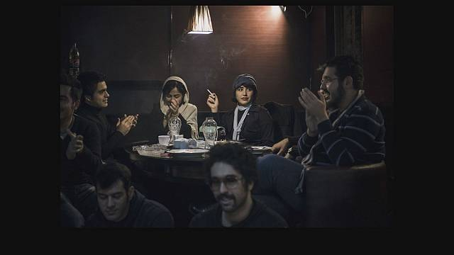 طهران، بعدسة المصور الفوتوغرافي الفرنسي جيريمي سويكر