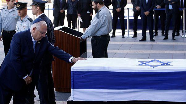 اسرائیل با شیمون پرز وداع می کند