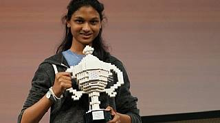 Fighting drought with orange peels: S. African girl, 16, wins Google award