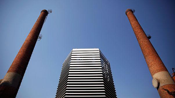 Pékin : un purificateur d'air transforme l'air sale en bijoux