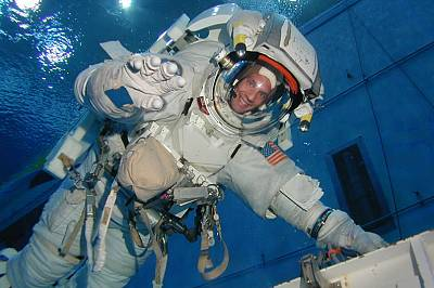 Thomas Pesquet, der 10. Franzose im Weltraum