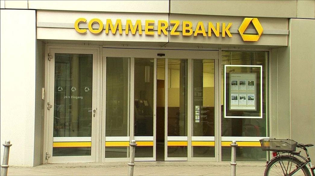 Más problemas para los bancos alemanes, Commerzbank anuncia 9.600 despidos