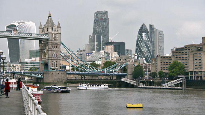"""A Londres, les entreprises de technologie craignent un """"Techxit"""""""
