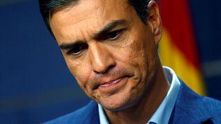 Socialistas espanhóis à beira da implosão