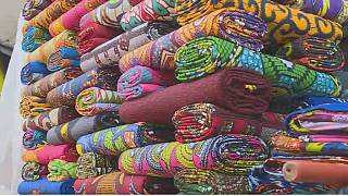 Ivory Coast: Revival of colourful fabric business