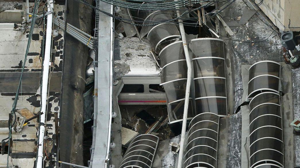 Incidente ferroviario in New Jersey: almeno una vittima confermata e un centinaio di feriti