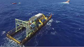 De l'électricité grâce aux courants marins à Taiwan
