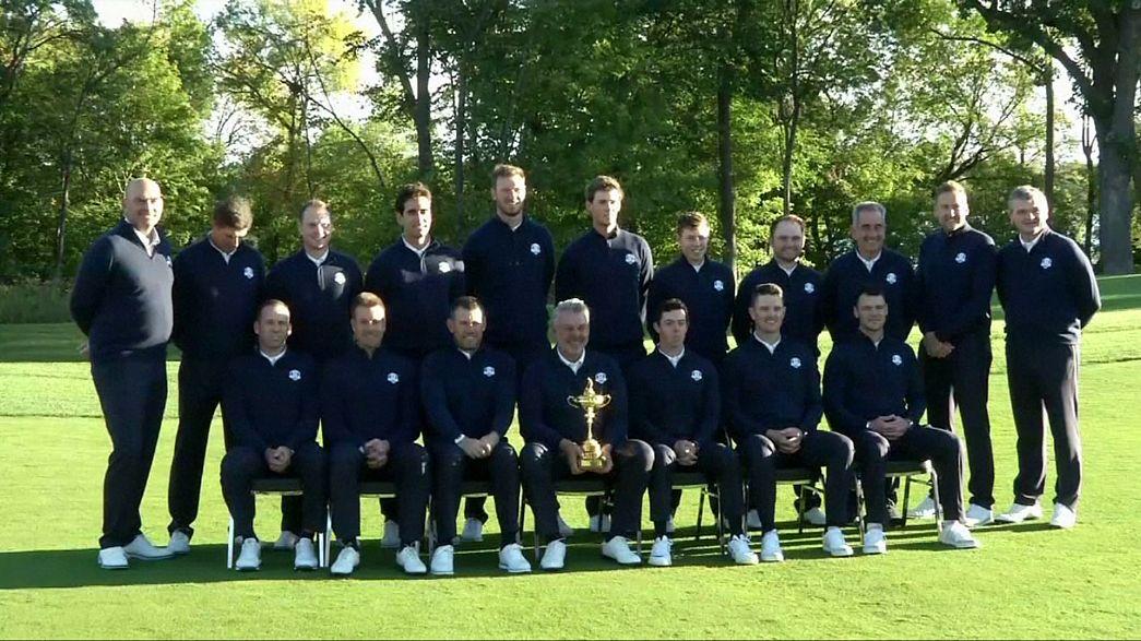 Golf, Ryder Cup: al via la 41esima edizione, Stati Uniti favoriti