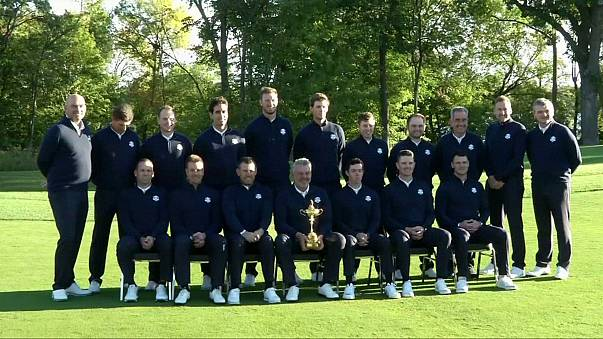 Ryder Cup: Team USA will Europas Erfolgsserie stoppen