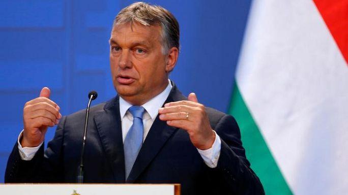 Macaristan referanduma gidiyor