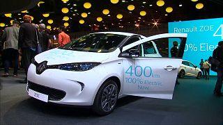 Paris Motor Show: driving into a clean future