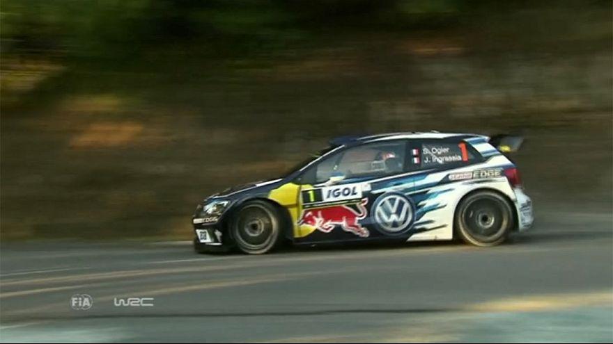 WRC: Holt sich Ogier den WM-Titel schon auf Korsika?