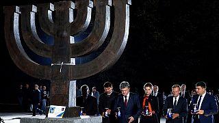 L'Ucraina ricorda il massacro nazista degli ebrei a Babi Yar, 75 anni dopo