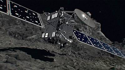 Space: Rosetta mission to come crashing to a close