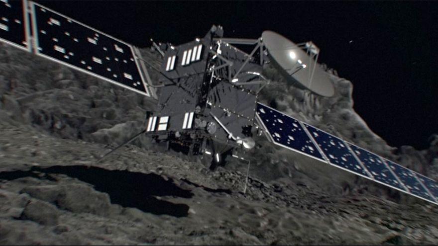 Rosetta, cuenta atrás para el fin de una odisea espacial de más de 12 años