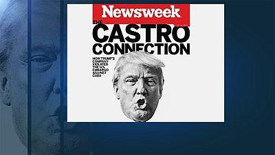 US election: Trump accused of violating Cuba trade embargo
