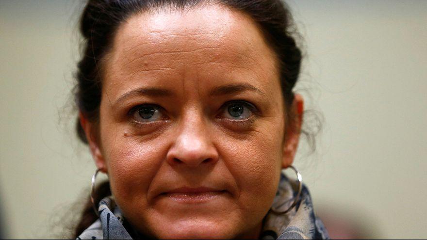 Германия: Беата Чепе прервала молчание