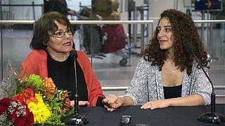 Homa Hoodfar llega a Canadá tras su puesta en libertad por las autoridades iraníes