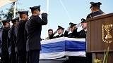 Israel and the world say goodbye to Shimon Peres