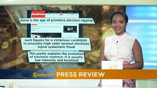 Press Review of September 30, 2016 [The Morning Call]