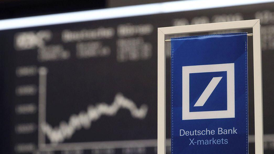 Deutsche Bank: O colapso na bolsa