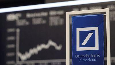 Les valeurs bancaires plombées par Deutsche Bank
