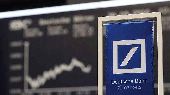 Spekuláció áldozata lehet a Deutsche Bank - véli a bankelnök