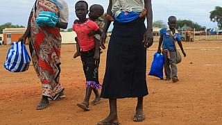 100,000 people stranded in South Sudan's capital – UN concerned