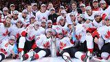 Canadá confirma que sigue siendo el rey en Hockey sobre hielo