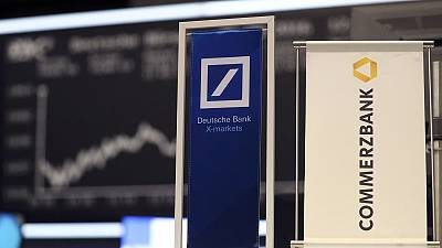 Rollercoaster Friday for Deutsche Bank on settlement fears and hopes