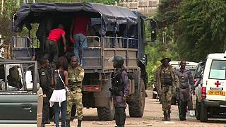 At least 70 Gabonese still held by authorities after post-election violence
