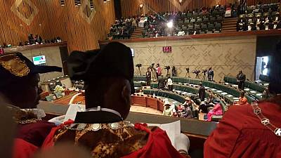 Zambian opposition MPs boycott Lungu's first speech to parliament