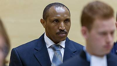 'Ready-to-die' former Congolese warlord shuns hunger strike, appears before ICC