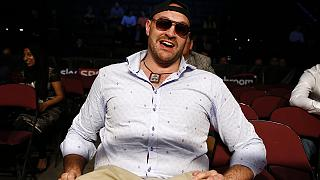 Heavyweight champ Fury test positive for cocaine
