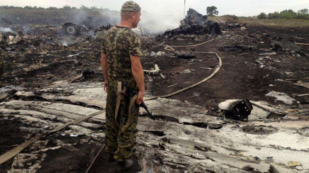 Las preguntas de Lavrov sobre las conclusiones de la investigación del vuelo de Malasai Airlines
