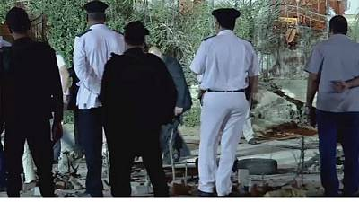 Car bomb blast targets Egyptian judge