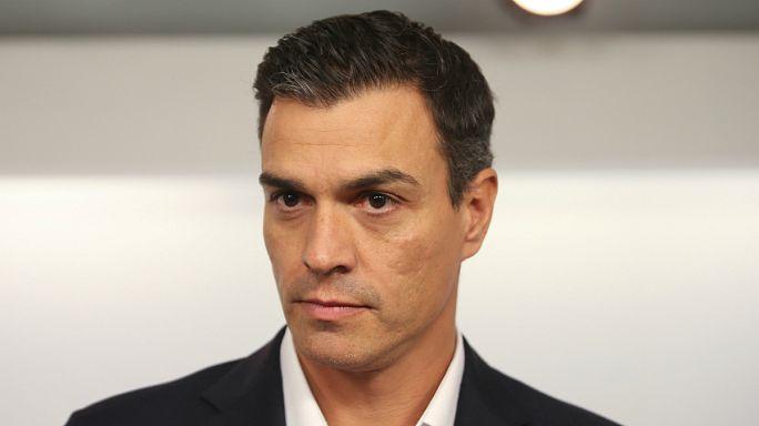 Crise política em Espanha: Líder do PSOE ameaça demitir-se