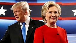 'Unhinged': Clinton slams Trump over beauty queen Twitter tirade
