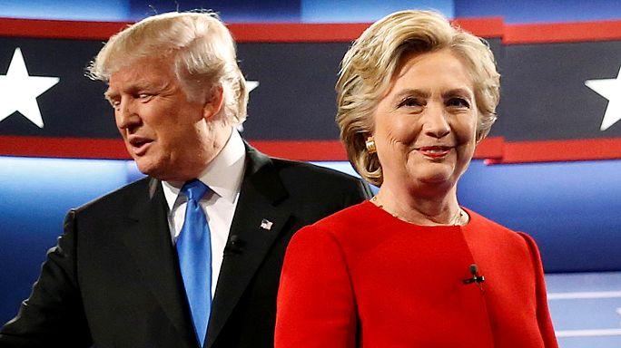 Etats-Unis: la campagne vole très bas
