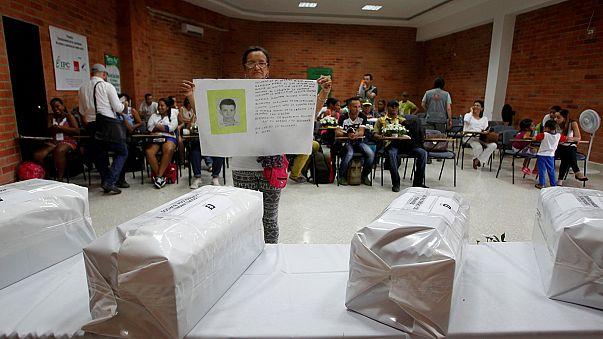 Las FARC piden perdón por la matanza de La Chinita