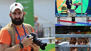 Οι 50 καλύτερες εικόνες του μόνου Έλληνα φωτογράφου στους Παραολυμπιακούς Αγώνες