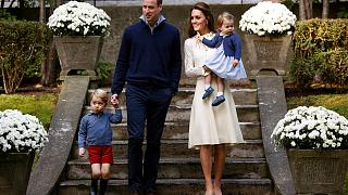Les vacances familiales de Kate et William au Canada