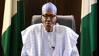 Boko Haram was defeated in December 2015 – Buhari insists in Nigeria @ 56 speech