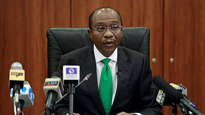 Wife of Nigeria's central bank boss released by kidnappers