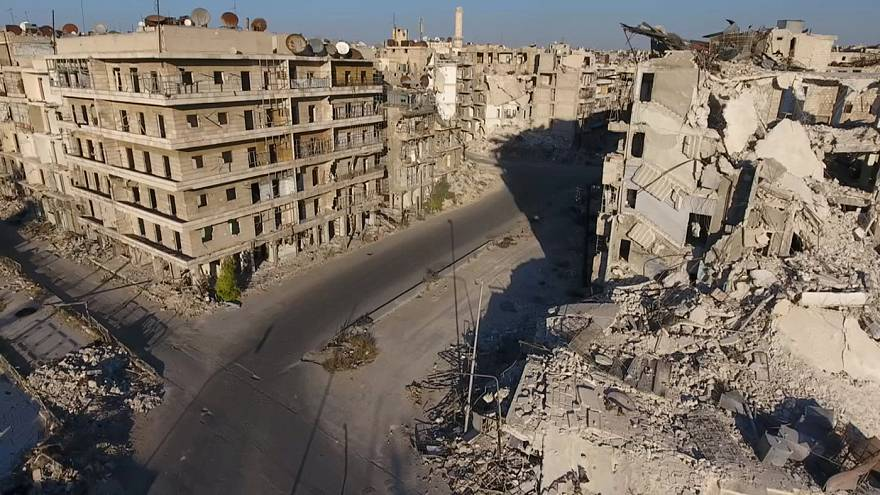US-Russia diplomatic stalemate on Syria, as deadly air strikes hit Aleppo
