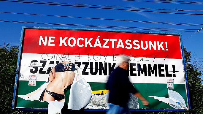 Le référendum hongrois sur l'immigration fait peur aux musulmans